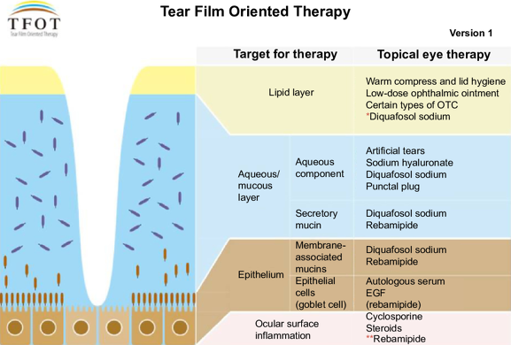 Tear Film Oriented Therapy, TFOT