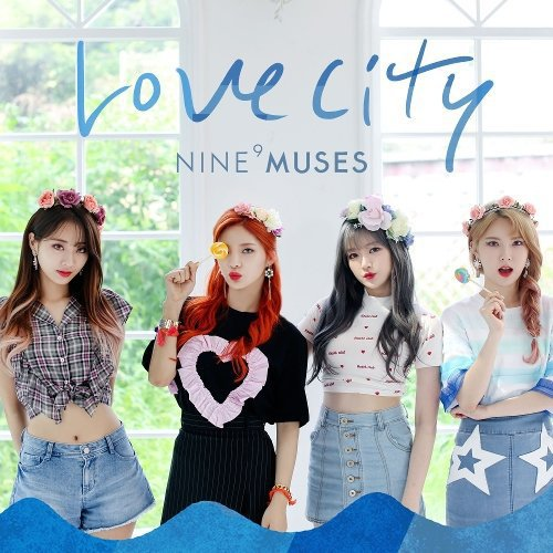 9MUSES – Love City Lyrics [English, Romanization]