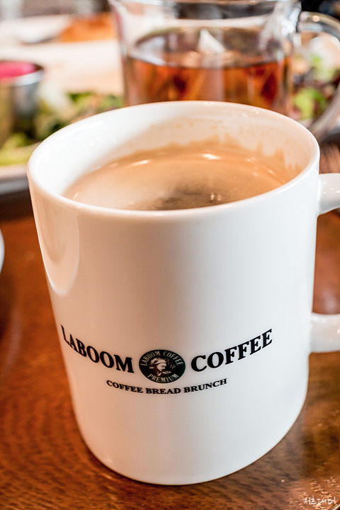 라붐 아메리카노 커피