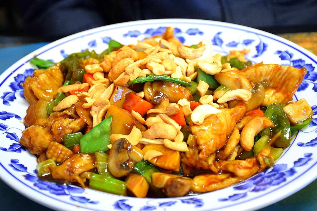 중국집 메뉴 라조기