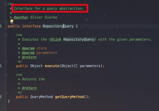 repositoryQuery