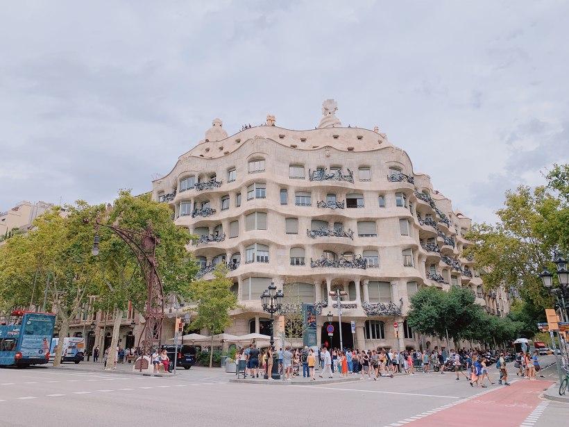 까사 밀라(Casa Mila)