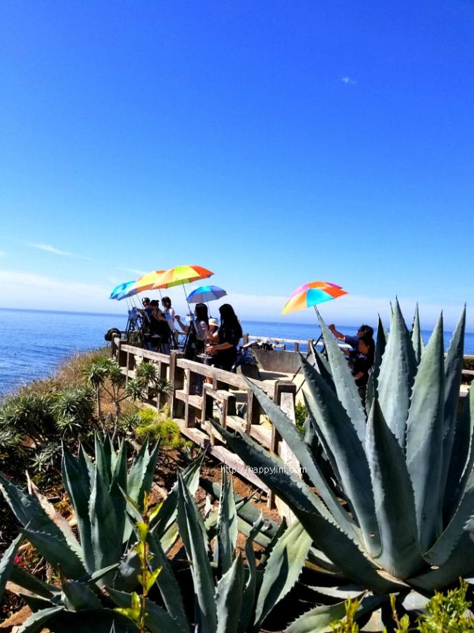 절벽의 멋진 뷰를 자랑하는 라구나 비치 [LA 여행/ 캘리포니아 여행/ 엘에이 바닷가/ Laguna Beach]5