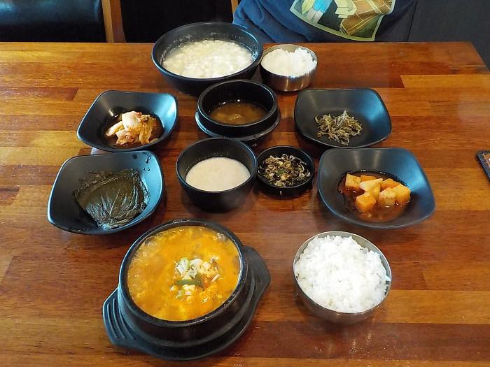 강릉 초당순두부 맛집
