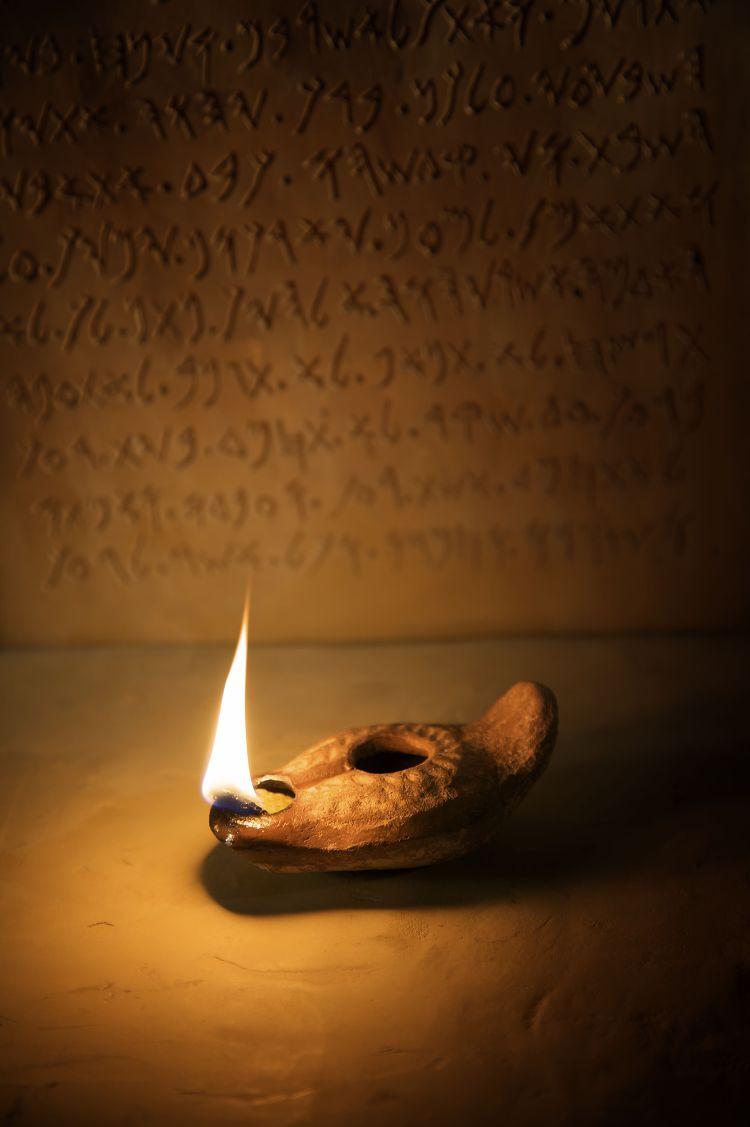 성경의 물건- 등불