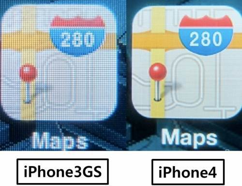 Resolution vs ppi - iPhone