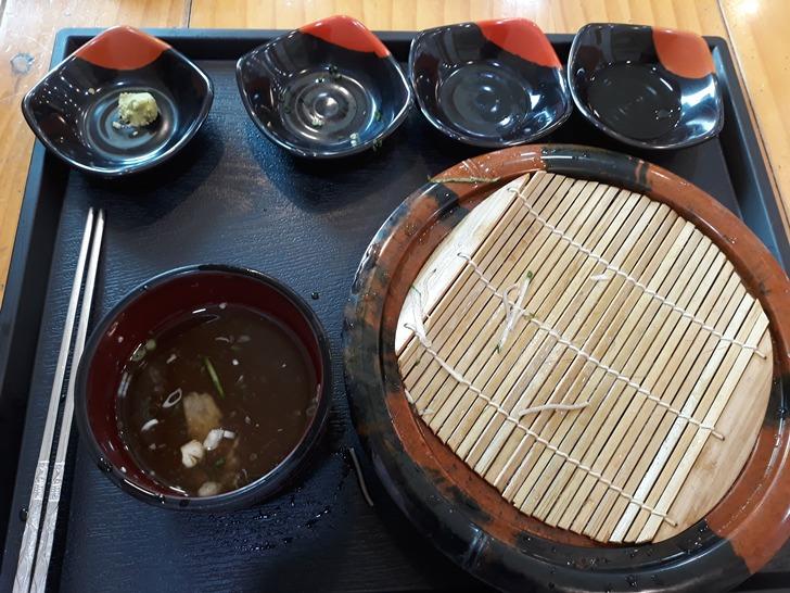 [파주맛집]오두산막국수 - 식객 허영만 추천 메밀국수(소바) 맛집