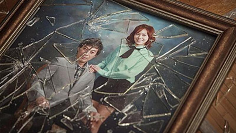사진: 갈등과 의심으로 거리가 멀어진 아버지와 딸