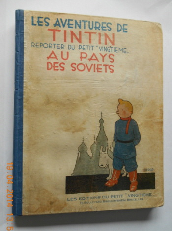 57. The-Adventures-Of-Tintin-first-edition