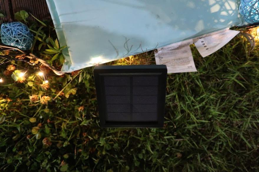 이케아 솔빈덴 태양광전등