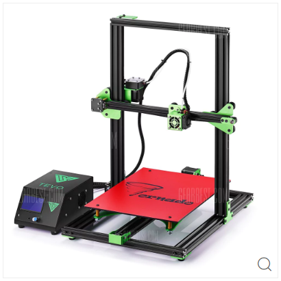 ▲TEVO Tornado Most Assembled Full Aluminum Frame 3D Printer