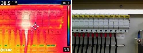 태양광 발전소 접속함 발화! 느슨함이 부르는 과열