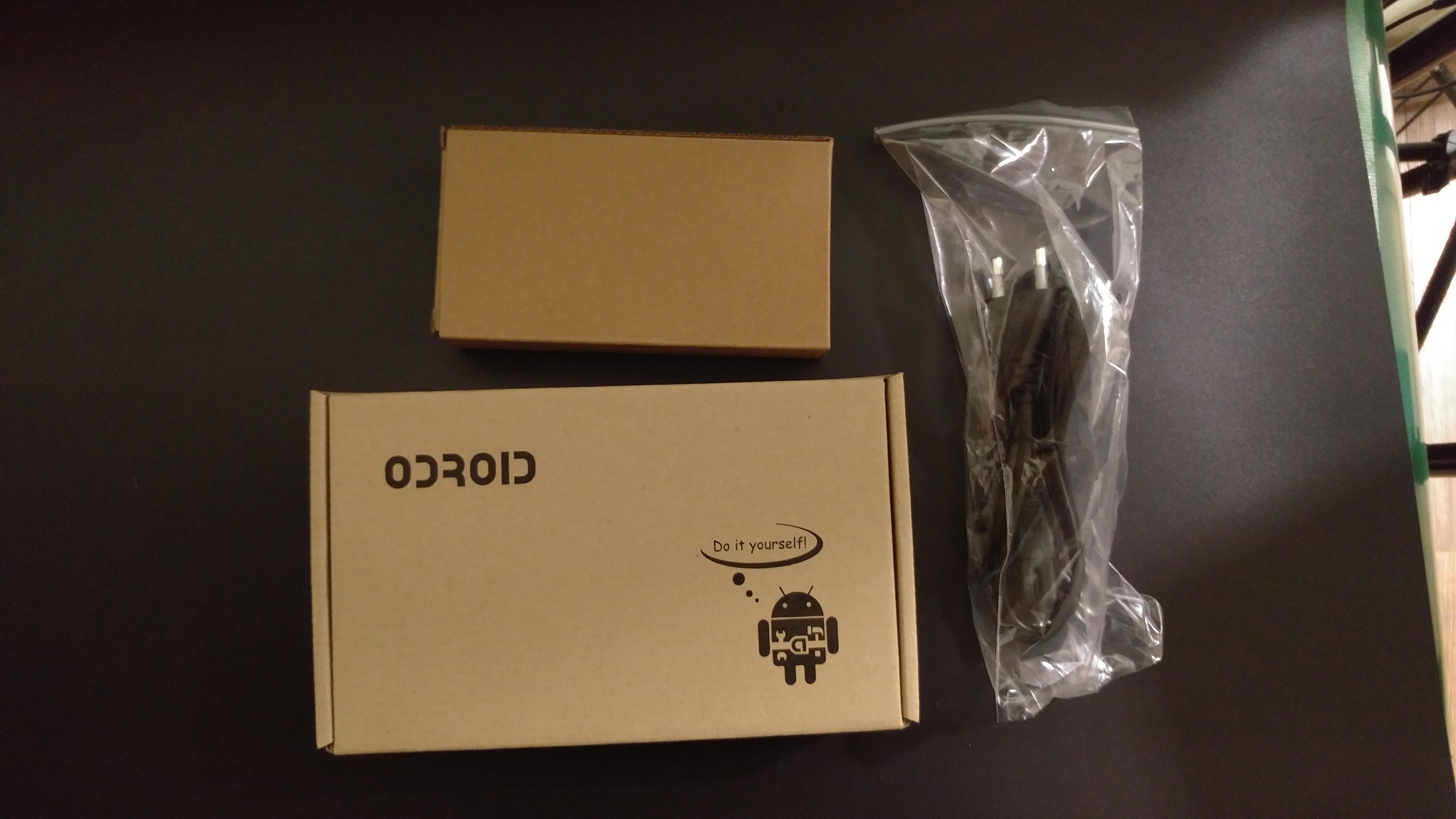 ODROID-HC2 : 홈 클라우드 2 HW unpacking :: Eddy Lab