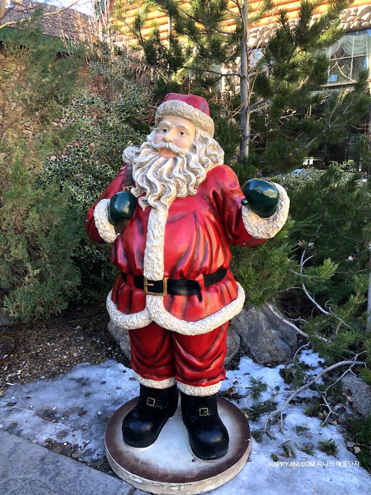 크리스마스 시즌 우리의 전통! 라스베가스에서 눈을 만나다!! [마운틴 찰스톤 ㅣ라스베이거스 여행 마운트 찰스톤 리조트]