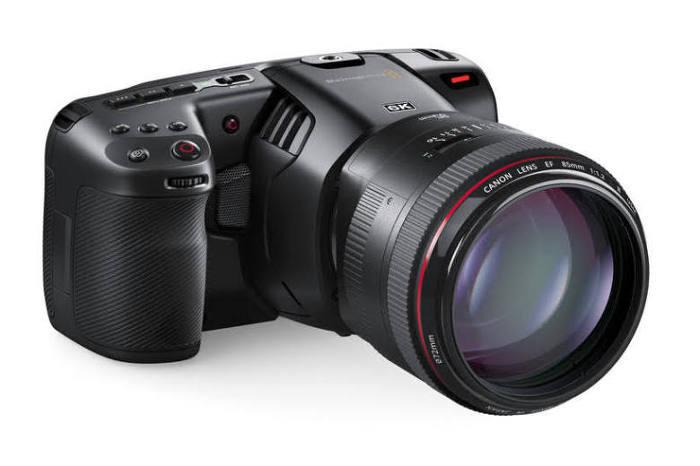 블랙매직 포켓 시네마 카메라 6K 발표 Blackmagic Pocket Cinema Camera