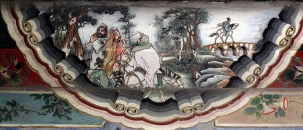 [중국 삼국시대 그림] 서서는 위나라에서 잘먹고 잘 살았습니다