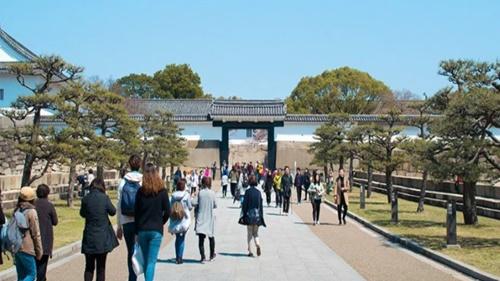 오사카 4월 옷차림