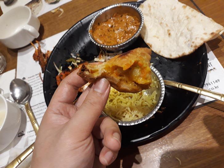 [한남동맛집]차크라 - 정통 인도 음식전문점