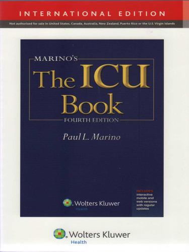 Marino's The ICU Book, 4/e [성보의학서적 베스트 도서목록]