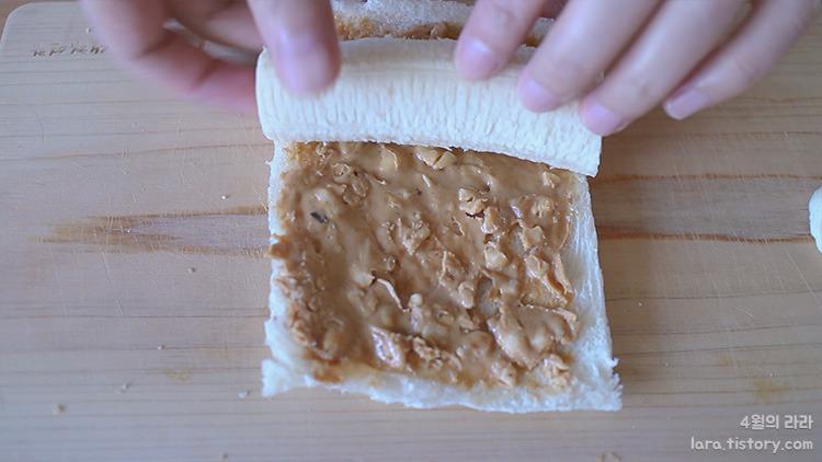 식빵요리_바나나식빵롤_아이들간식