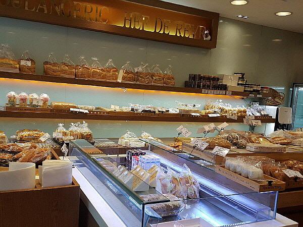 해방촌 빵집