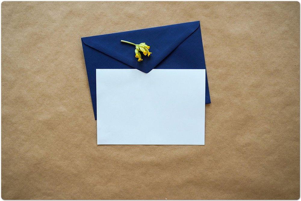 예쁜 편지