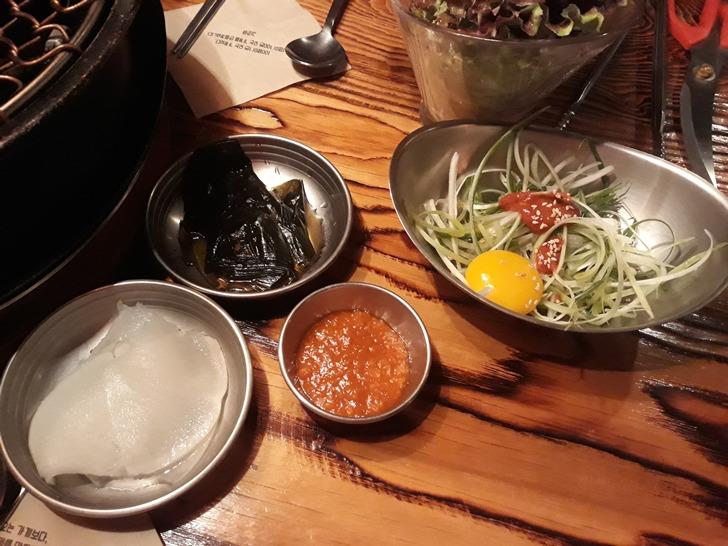 [강남맛집]고기꾼 김춘배 강남점 - 고기가 좋고 분위기도 좋은 고기 맛집