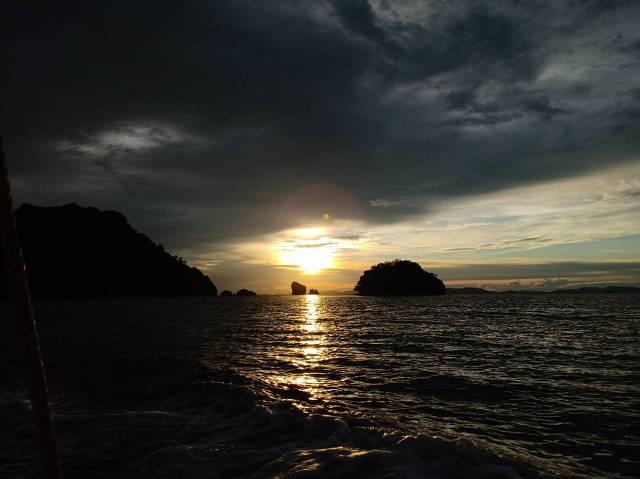 [네번째 나홀로 여행 8탄] 다시 간 끄라비 7섬 선셋 투어