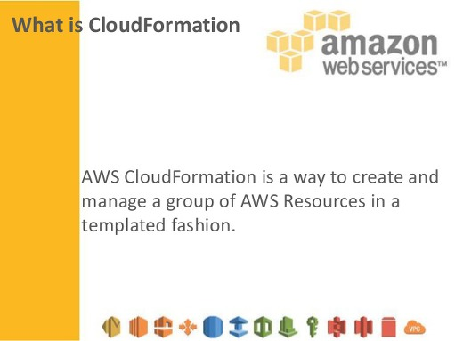 IT 기술 따라잡기 :: [AWS Certificate] Developer - CloudFormation