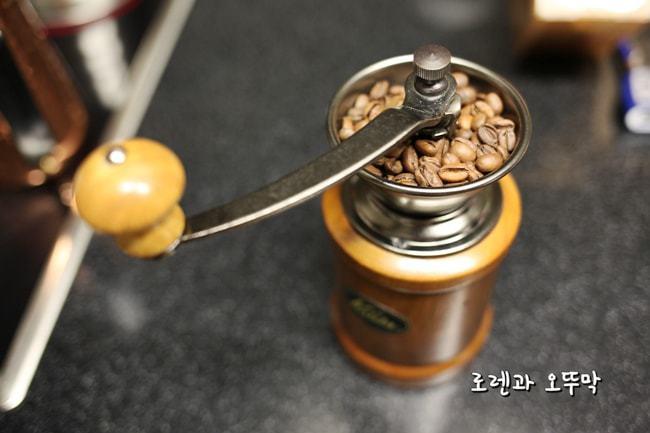 핸드드립 커피 제대로 맛있게 내리는 방법2