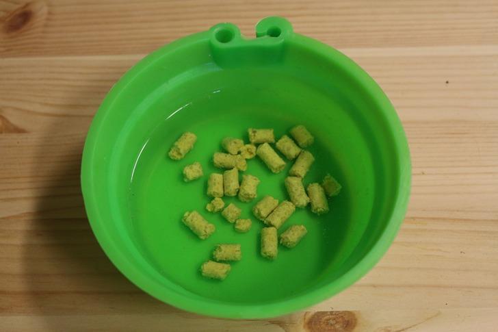 토코 어서와 보리밑밥은 처음이지 개봉 및 풀림 테스트