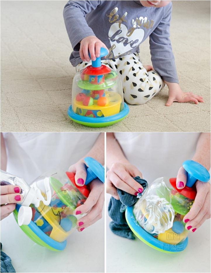 아기 장난감 소독방법 치약 활용