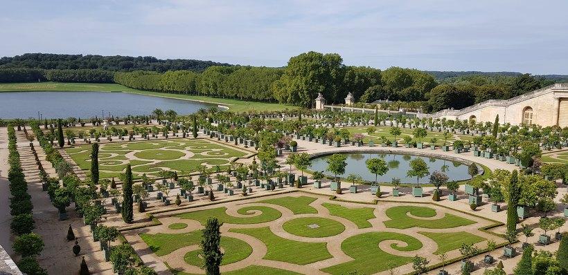 베르사유 궁전 정원