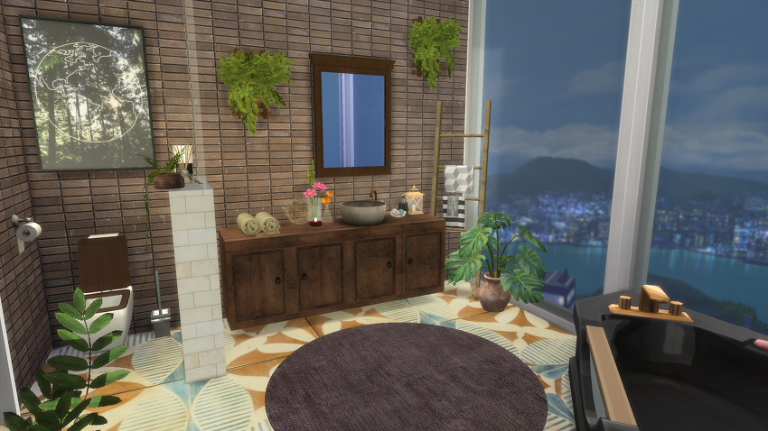 Sims 4 888 Spire Apartments Renovation Cc Links