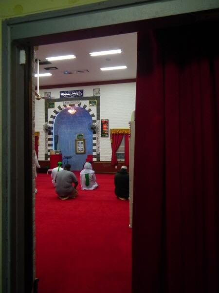 부평 이슬람 성원
