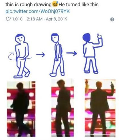 방탄소년다 BTS  티져 논란