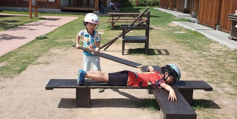 수원화성 자전거택시 타고 관람한 후기