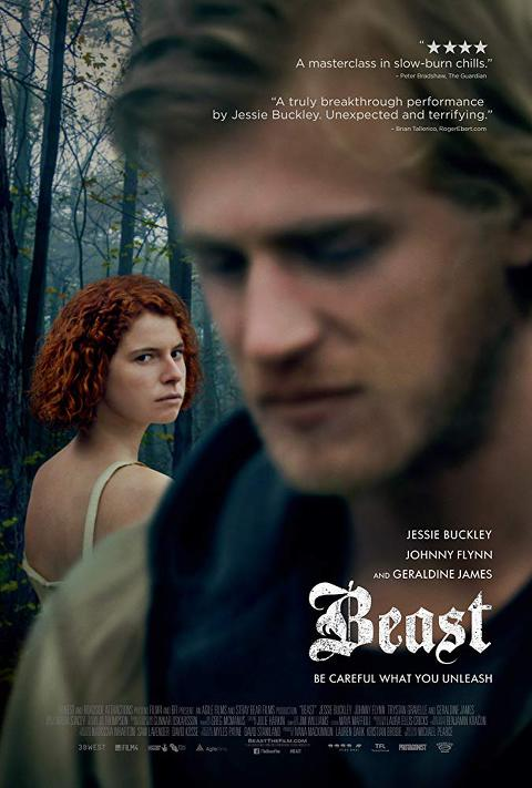 영화 비스트 Beast 2018  Jessie Buckley