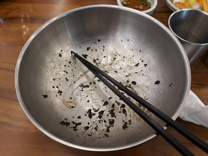 [분당맛집]장원막국수 - 100% 메밀면 고소한 들기름 막국수의 신세계
