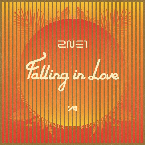 2NE1 – FALLING IN LOVE Lyrics [English, Romanization]