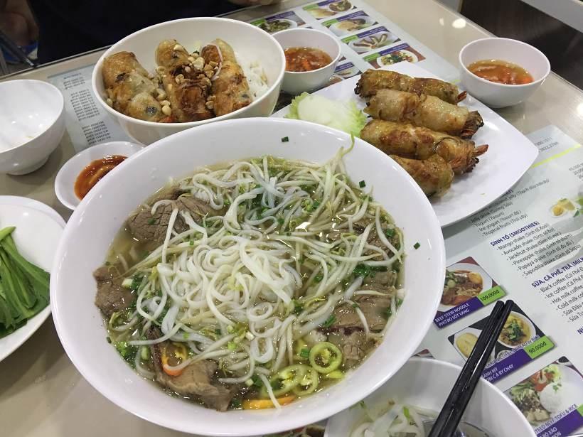 베트남 호치민 쌀국수 맛집 Pho2000 - 쌀국수
