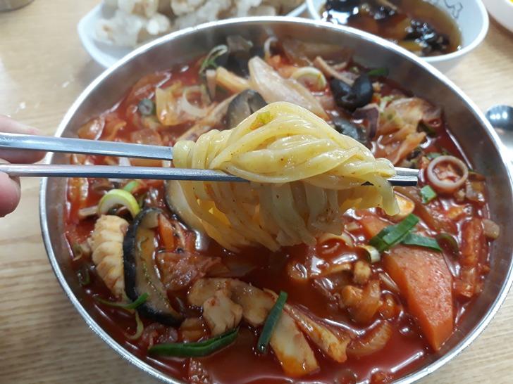 [동탄맛집]고구려짬뽕 - 묵직한 빨간맛, 얼큰한 짬뽕 맛집