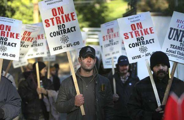 노동쟁의 (Labor Dispute)