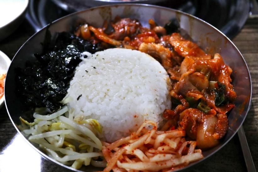기사식당_비빔밥