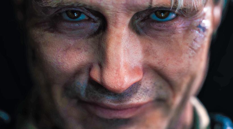 뇌리에 퐈악 남는 Mads Mikkelsen의 섬뜻한 얼굴