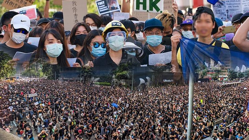 홍콩 민주주의 운동