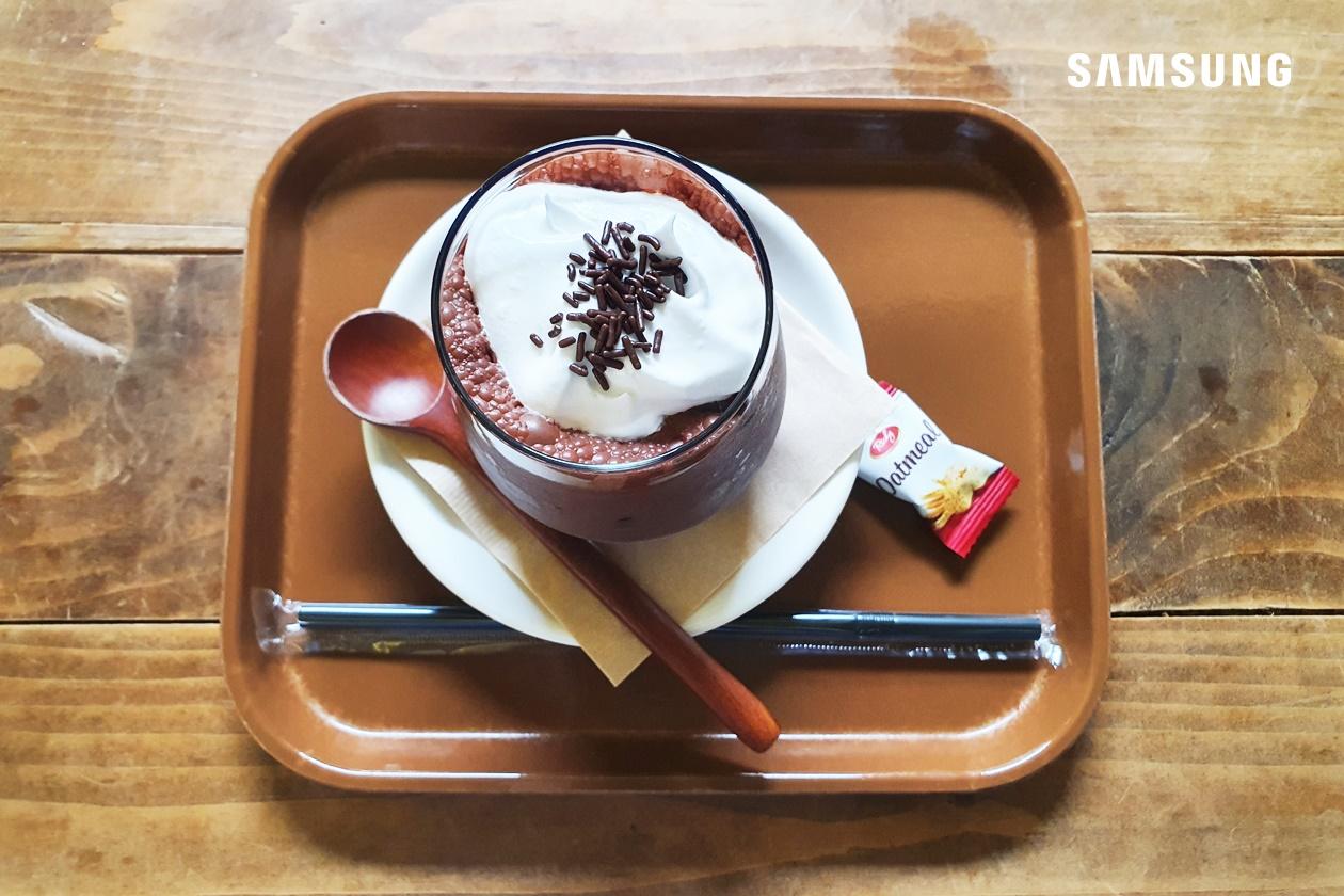 카페 돛 음료