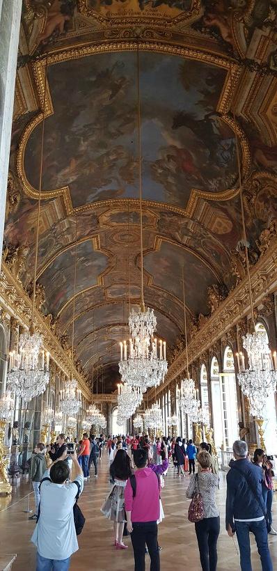 베르사유 궁전 거울의 방
