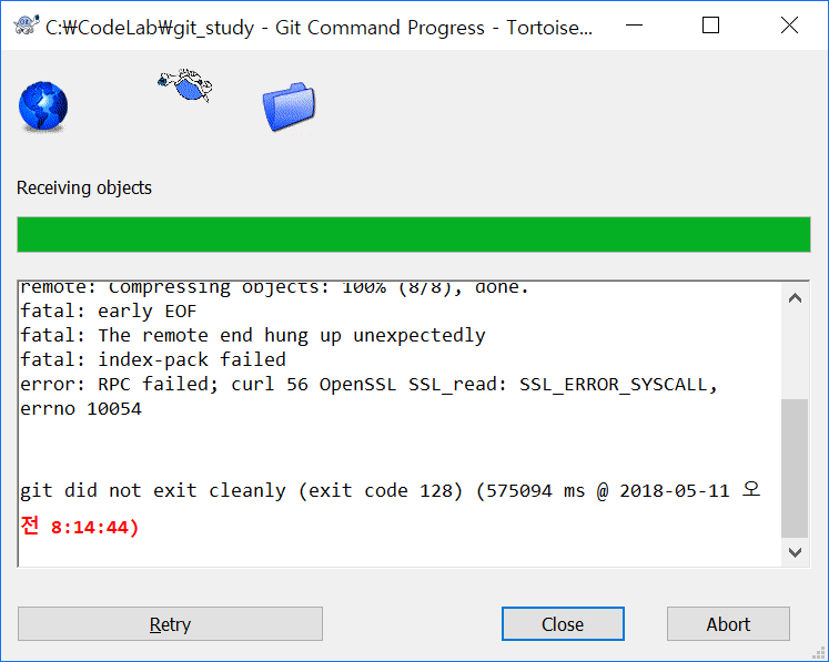 Curl: Libcurl Error 56 Caused By SSL Error 10054