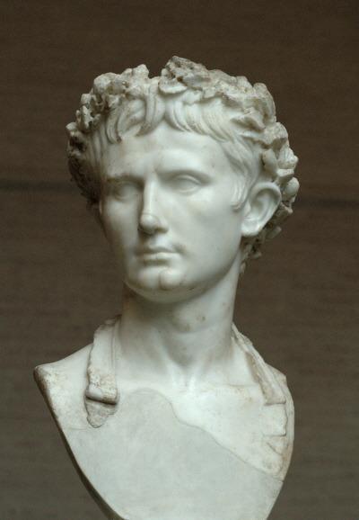 Octavianus-Gaius-Julius-caesar-Augustus